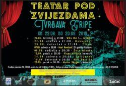 B GLAD Produkcija gostuje s čak dvije hit predstave na festivalu 'Teatar pod zvijezdama' u Splitu